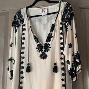 figue Dresses - Stunning embroidered dress